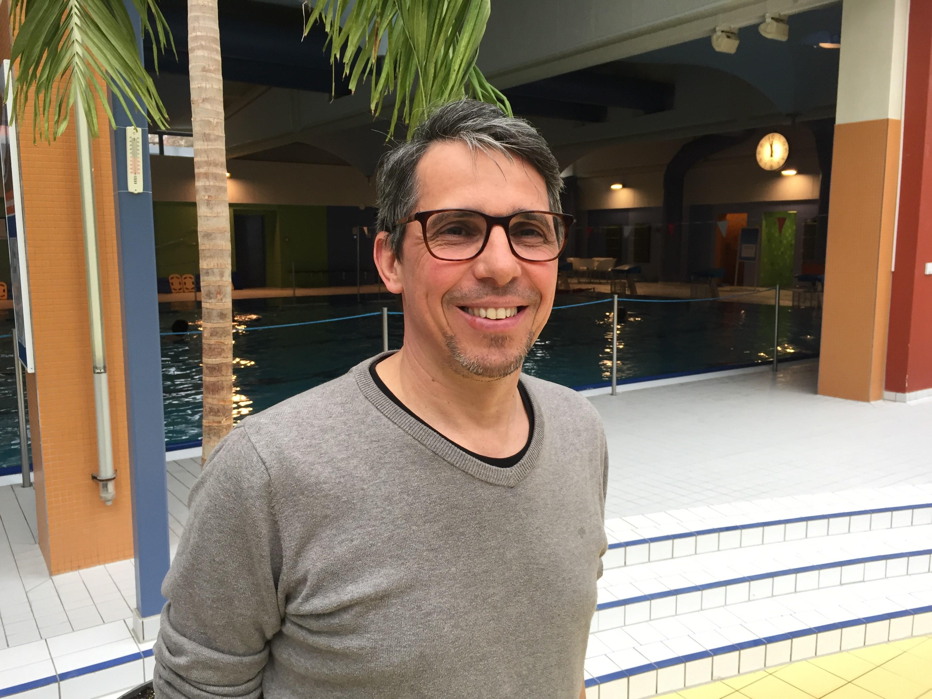 Michael Weib Betriebsleiter Aquavita Torgau